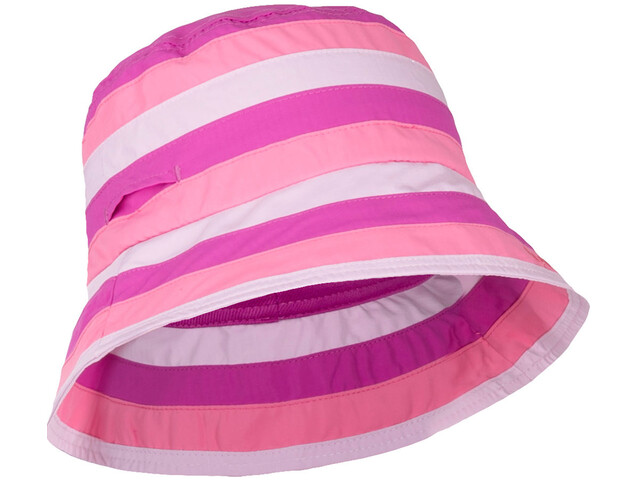 hyphen Birdy Hat Girls pink stripes
